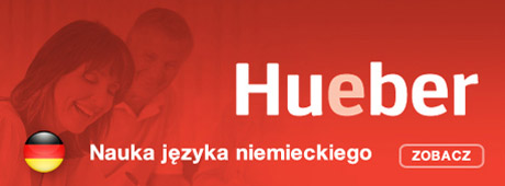 Hueber - nauka języka niemieckiego