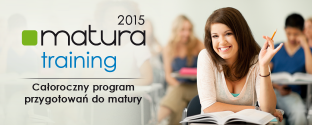 Matura 2015 Training