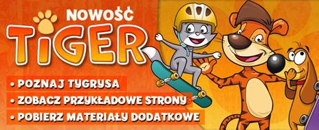 Nowość - Tiger