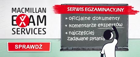Macmillan Exam Services