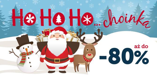 Ho, ho, ho... choinka!