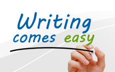 Writing comes easy - Repetytorium